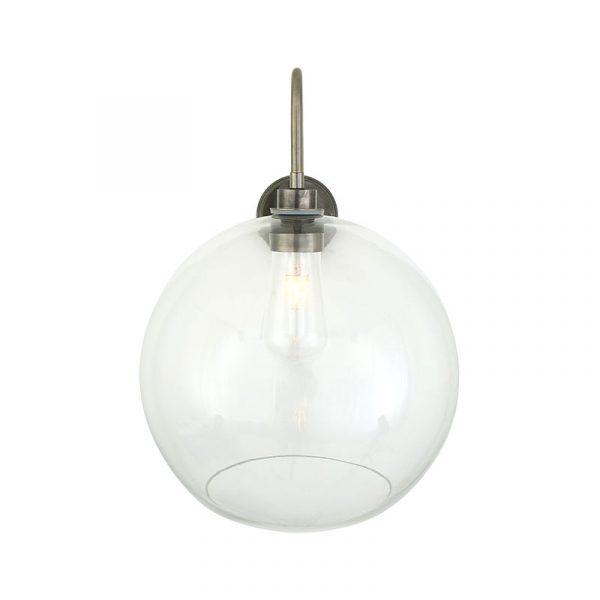 Leith 35cm Swan Neck Wall Lamp