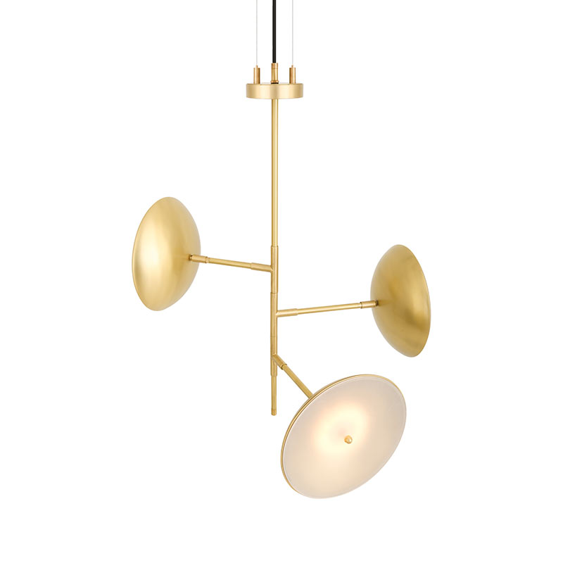 Mullan Lighting Oola Chandelier by Mullan Lighting Olson and Baker - Designer & Contemporary Sofas, Furniture - Olson and Baker showcases original designs from authentic, designer brands. Buy contemporary furniture, lighting, storage, sofas & chairs at Olson + Baker.