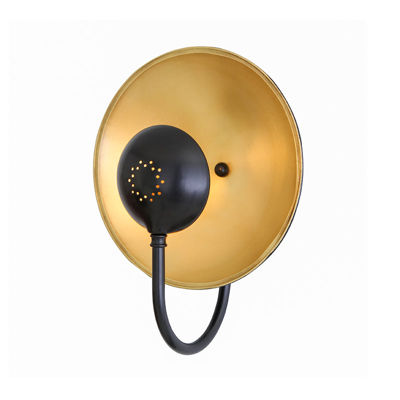 Mullan Lighting Orebro Wall Lamp by Mullan Lighting Olson and Baker - Designer & Contemporary Sofas, Furniture - Olson and Baker showcases original designs from authentic, designer brands. Buy contemporary furniture, lighting, storage, sofas & chairs at Olson + Baker.