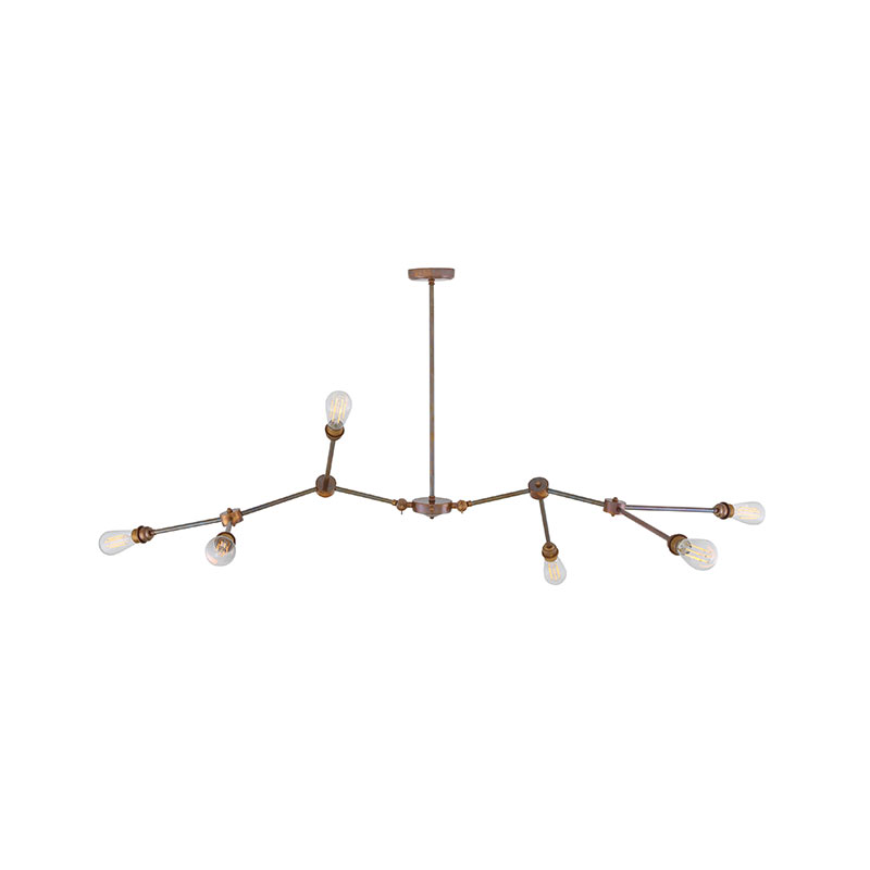 Mullan Lighting Ottawa Chandelier by Mullan Lighting Olson and Baker - Designer & Contemporary Sofas, Furniture - Olson and Baker showcases original designs from authentic, designer brands. Buy contemporary furniture, lighting, storage, sofas & chairs at Olson + Baker.