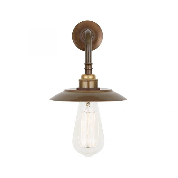 Reznor Industrial Wall Lamp