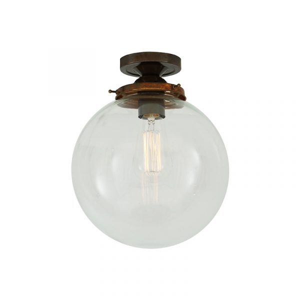 Riad 25cm Ceiling Light