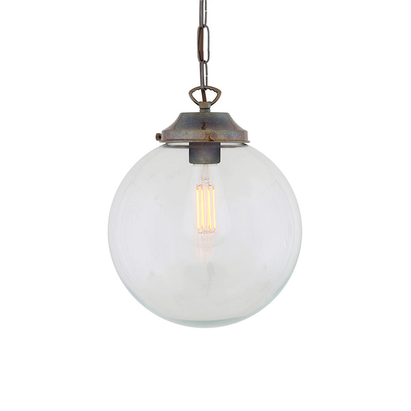 Mullan Lighting Riad 25cm Pendant Light by Mullan Lighting Olson and Baker - Designer & Contemporary Sofas, Furniture - Olson and Baker showcases original designs from authentic, designer brands. Buy contemporary furniture, lighting, storage, sofas & chairs at Olson + Baker.