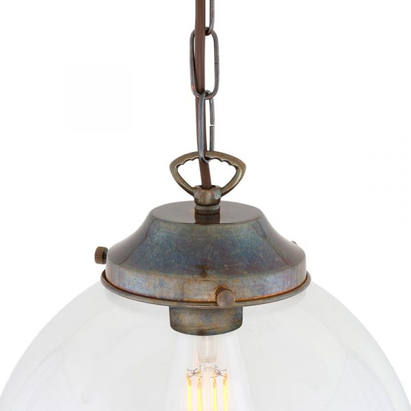 Riad 25cm Pendant Light