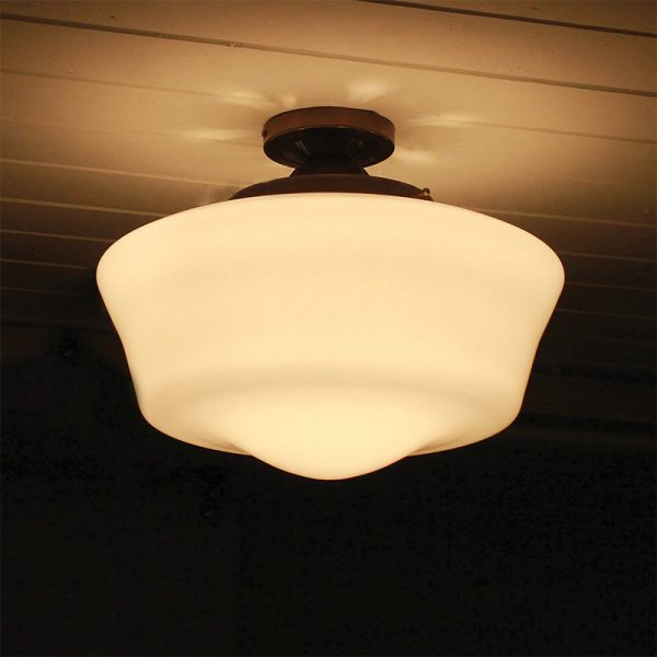 Schoolhouse Ceiling Light