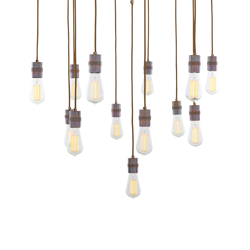 Mullan_Lighting_Sela_Chandelier_by_Mullan_Lighting_Antique_Brass_2 Olson and Baker - Designer & Contemporary Sofas, Furniture - Olson and Baker showcases original designs from authentic, designer brands. Buy contemporary furniture, lighting, storage, sofas & chairs at Olson + Baker.