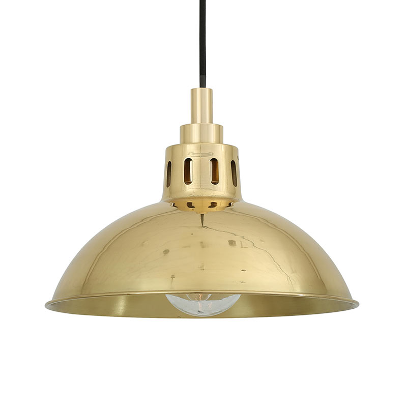 Mullan_Lighting_Talise_Pendant_by_Mullan_Lighting_Polished_Brass_1 Olson and Baker - Designer & Contemporary Sofas, Furniture - Olson and Baker showcases original designs from authentic, designer brands. Buy contemporary furniture, lighting, storage, sofas & chairs at Olson + Baker.