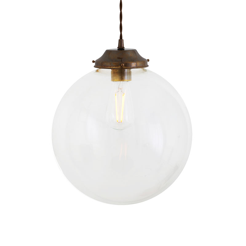 Mullan Lighting Virginia 30cm Pendant Light by Mullan Lighting Olson and Baker - Designer & Contemporary Sofas, Furniture - Olson and Baker showcases original designs from authentic, designer brands. Buy contemporary furniture, lighting, storage, sofas & chairs at Olson + Baker.