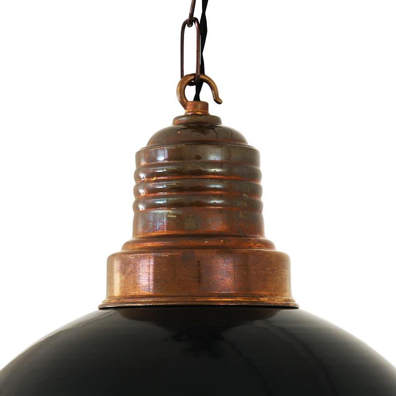 Mullan_Lighting_Ypres_Pendant_by_Mullan_Lighting_Black_1 Olson and Baker - Designer & Contemporary Sofas, Furniture - Olson and Baker showcases original designs from authentic, designer brands. Buy contemporary furniture, lighting, storage, sofas & chairs at Olson + Baker.