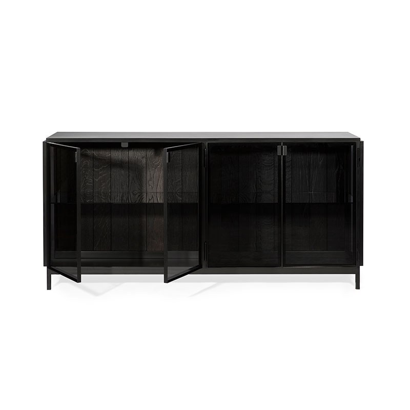Ethnicraft_Anders_Sideboard_by_Djordje_Cukanovic_4_Doors_0 Olson and Baker - Designer & Contemporary Sofas, Furniture - Olson and Baker showcases original designs from authentic, designer brands. Buy contemporary furniture, lighting, storage, sofas & chairs at Olson + Baker.