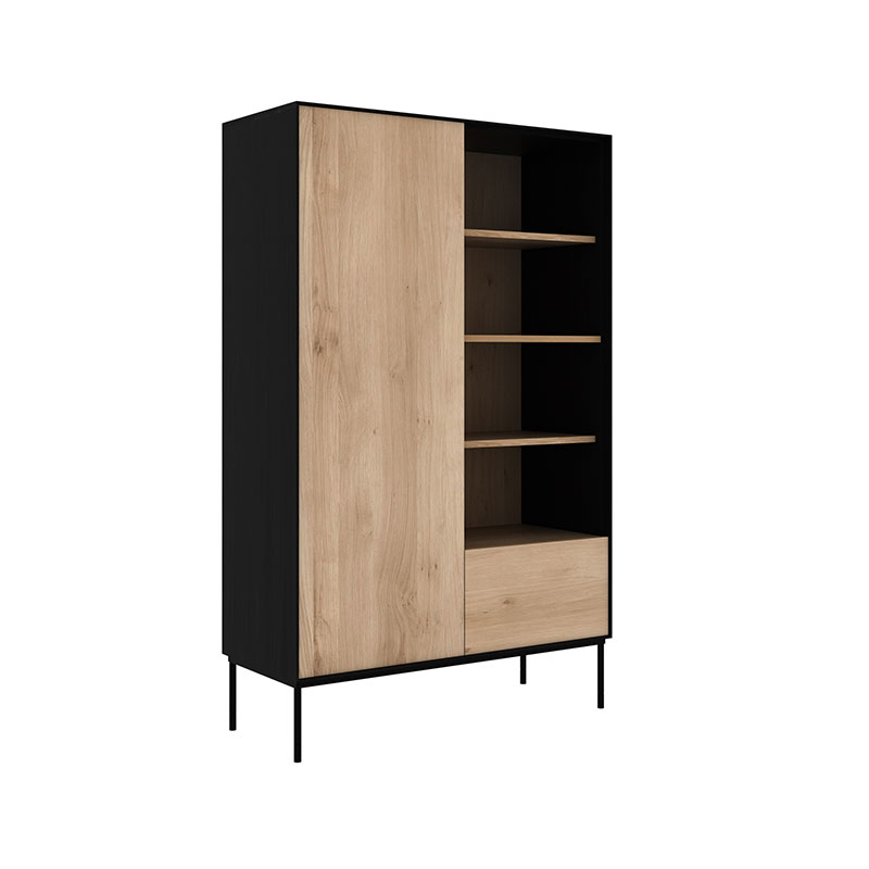 Ethnicraft_Blackbird_Storage_Cupboard_by_Alain_Van_Havre_0 Olson and Baker - Designer & Contemporary Sofas, Furniture - Olson and Baker showcases original designs from authentic, designer brands. Buy contemporary furniture, lighting, storage, sofas & chairs at Olson + Baker.