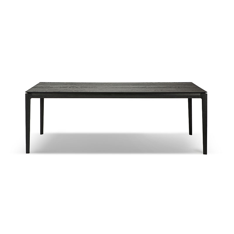 Ethnicraft Bok 240x100cm Dining Table by Alain Van Havre Olson and Baker - Designer & Contemporary Sofas, Furniture - Olson and Baker showcases original designs from authentic, designer brands. Buy contemporary furniture, lighting, storage, sofas & chairs at Olson + Baker.