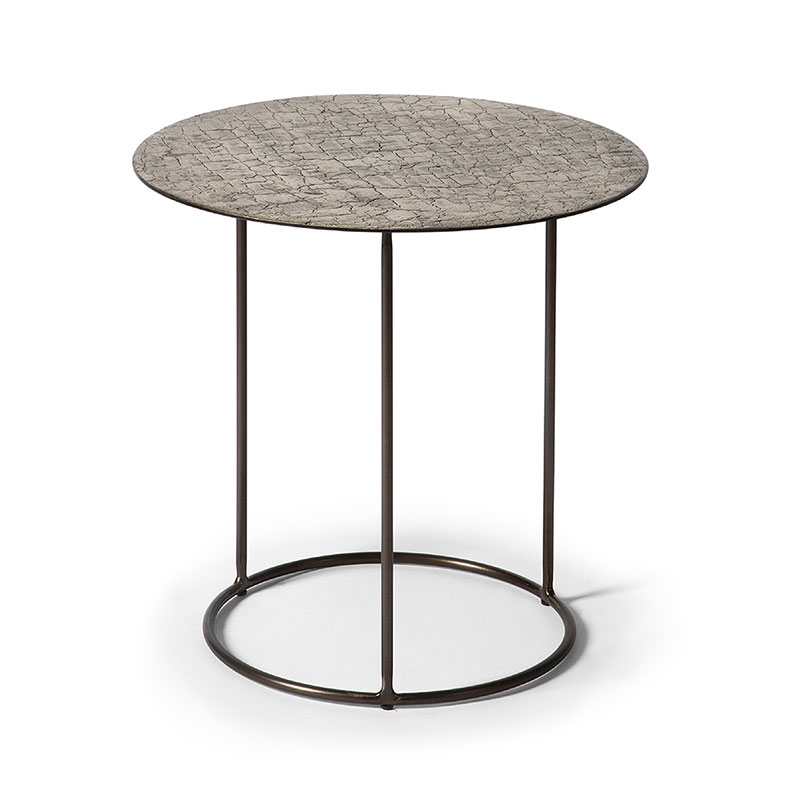 Ethnicraft Celeste Side Table by Ethnicraft Design Studio Olson and Baker - Designer & Contemporary Sofas, Furniture - Olson and Baker showcases original designs from authentic, designer brands. Buy contemporary furniture, lighting, storage, sofas & chairs at Olson + Baker.