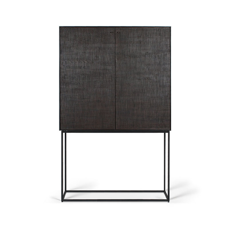 Ethnicraft Grooves Storage Cupboard by Olson and Baker - Designer & Contemporary Sofas, Furniture - Olson and Baker showcases original designs from authentic, designer brands. Buy contemporary furniture, lighting, storage, sofas & chairs at Olson + Baker.