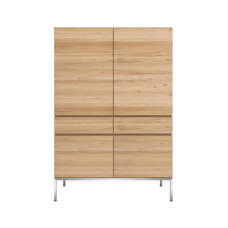 Ethnicraft Ligna Storage Cupboard by