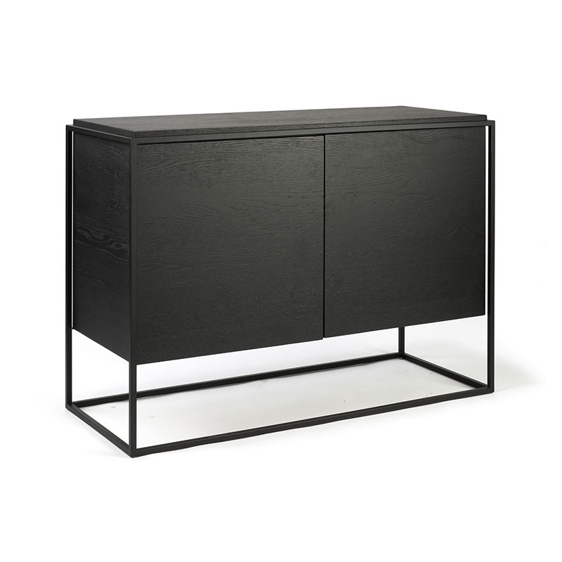 Ethnicraft Monolit Sideboard by Olson and Baker - Designer & Contemporary Sofas, Furniture - Olson and Baker showcases original designs from authentic, designer brands. Buy contemporary furniture, lighting, storage, sofas & chairs at Olson + Baker.