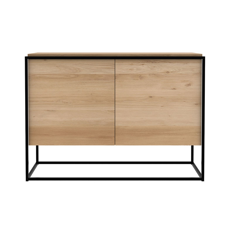 Ethnicraft Monolit Sideboard by Ethnicraft Design Studio Olson and Baker - Designer & Contemporary Sofas, Furniture - Olson and Baker showcases original designs from authentic, designer brands. Buy contemporary furniture, lighting, storage, sofas & chairs at Olson + Baker.