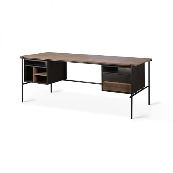 Oscar Desk with Drawers