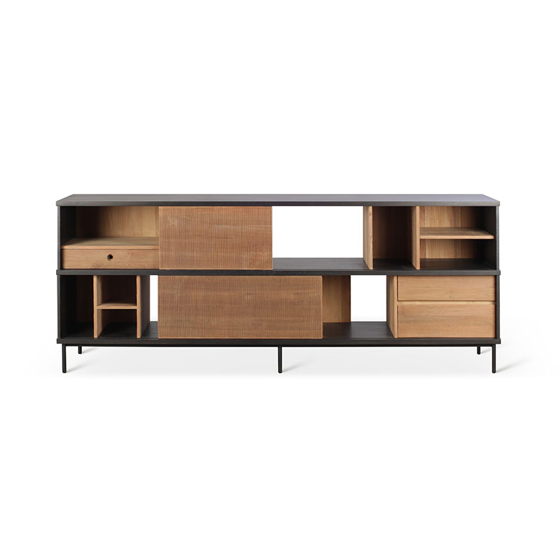 Ethnicraft_Oscar_Sideboard_by_Alain_Van_Havre_0 Olson and Baker - Designer & Contemporary Sofas, Furniture - Olson and Baker showcases original designs from authentic, designer brands. Buy contemporary furniture, lighting, storage, sofas & chairs at Olson + Baker.