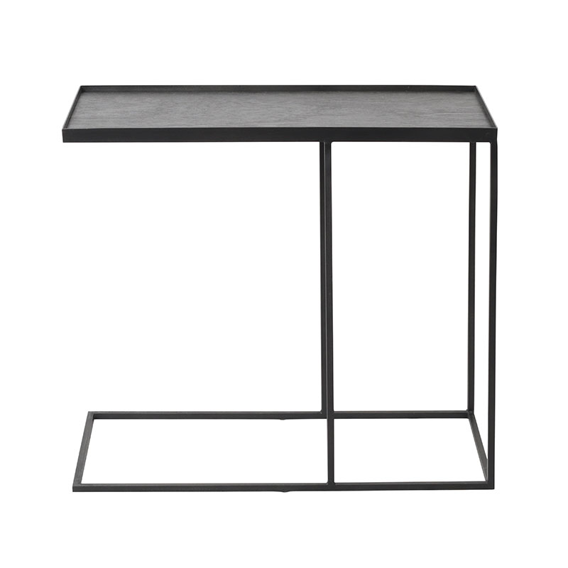 Ethnicraft Tray Rectangular Side Table by Dawn Sweitzer