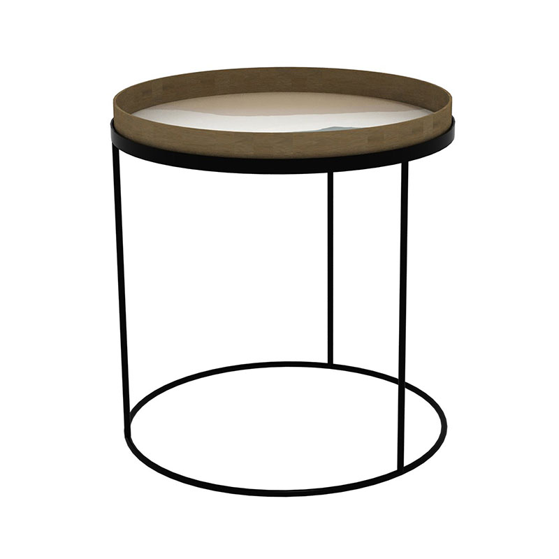 Ethnicraft_Tray_Round_Side_Table_by_Dawn_Sweitzer_Large_0 Olson and Baker - Designer & Contemporary Sofas, Furniture - Olson and Baker showcases original designs from authentic, designer brands. Buy contemporary furniture, lighting, storage, sofas & chairs at Olson + Baker.