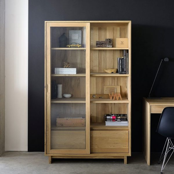 Wave Storage Cupboard