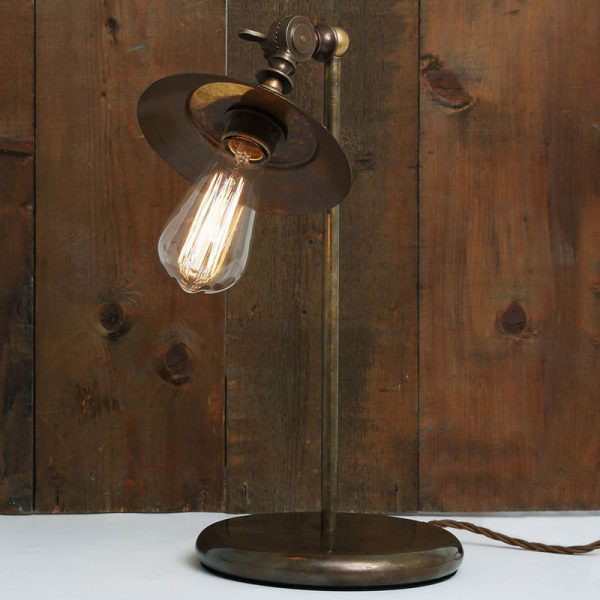 Reznor Table Lamp