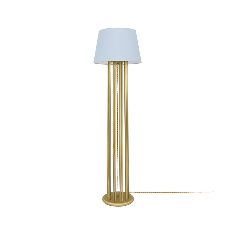 Mullan Lighting Banjul Floor Lamp by Mullan Lighting Olson and Baker - Designer & Contemporary Sofas, Furniture - Olson and Baker showcases original designs from authentic, designer brands. Buy contemporary furniture, lighting, storage, sofas & chairs at Olson + Baker.