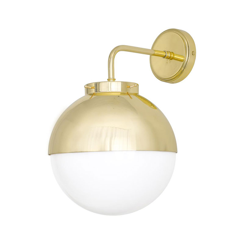 Mullan Lighting Florence Wall Lamp by Mullan Lighting Olson and Baker - Designer & Contemporary Sofas, Furniture - Olson and Baker showcases original designs from authentic, designer brands. Buy contemporary furniture, lighting, storage, sofas & chairs at Olson + Baker.