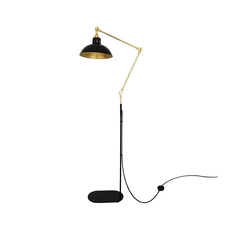 Mullan Lighting Senglea Floor Lamp by Mullan Lighting Olson and Baker - Designer & Contemporary Sofas, Furniture - Olson and Baker showcases original designs from authentic, designer brands. Buy contemporary furniture, lighting, storage, sofas & chairs at Olson + Baker.
