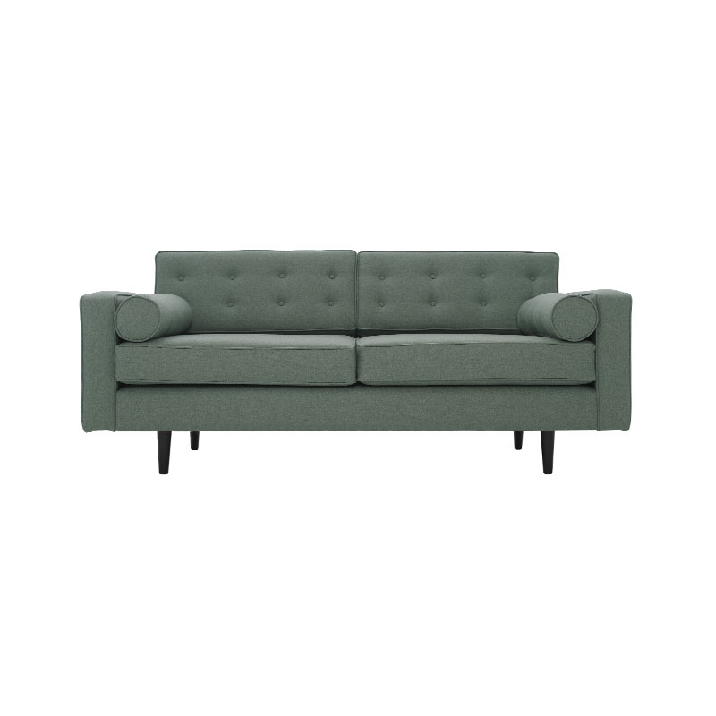 Olson and Baker Burnell Two Seat Sofa by Olson and Baker Studio Olson and Baker - Designer & Contemporary Sofas, Furniture - Olson and Baker showcases original designs from authentic, designer brands. Buy contemporary furniture, lighting, storage, sofas & chairs at Olson + Baker.