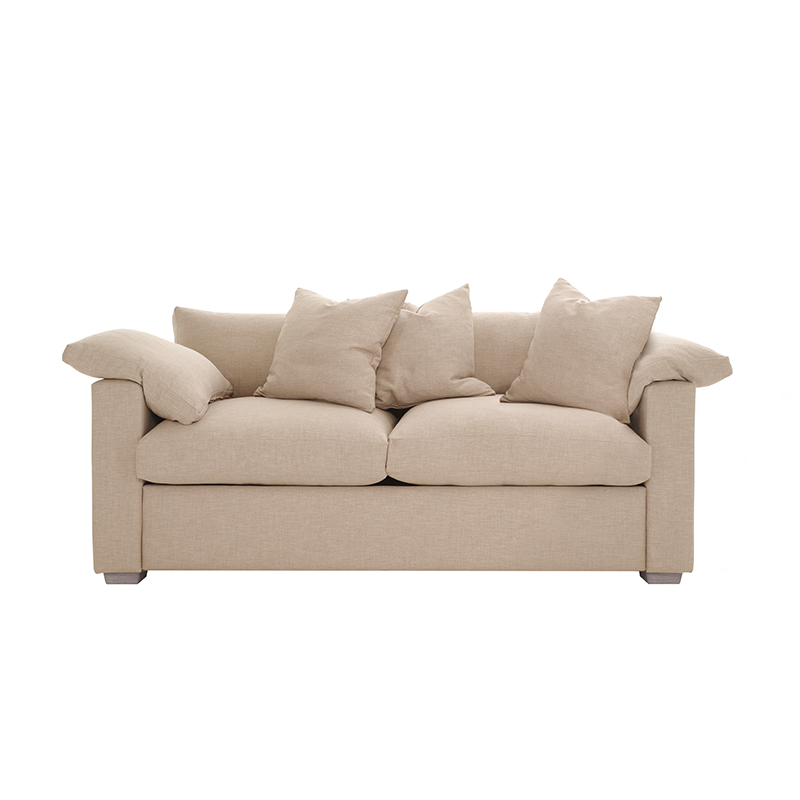 Olson and Baker Crosse Two Seat Sofa by Olson and Baker Studio Olson and Baker - Designer & Contemporary Sofas, Furniture - Olson and Baker showcases original designs from authentic, designer brands. Buy contemporary furniture, lighting, storage, sofas & chairs at Olson + Baker.