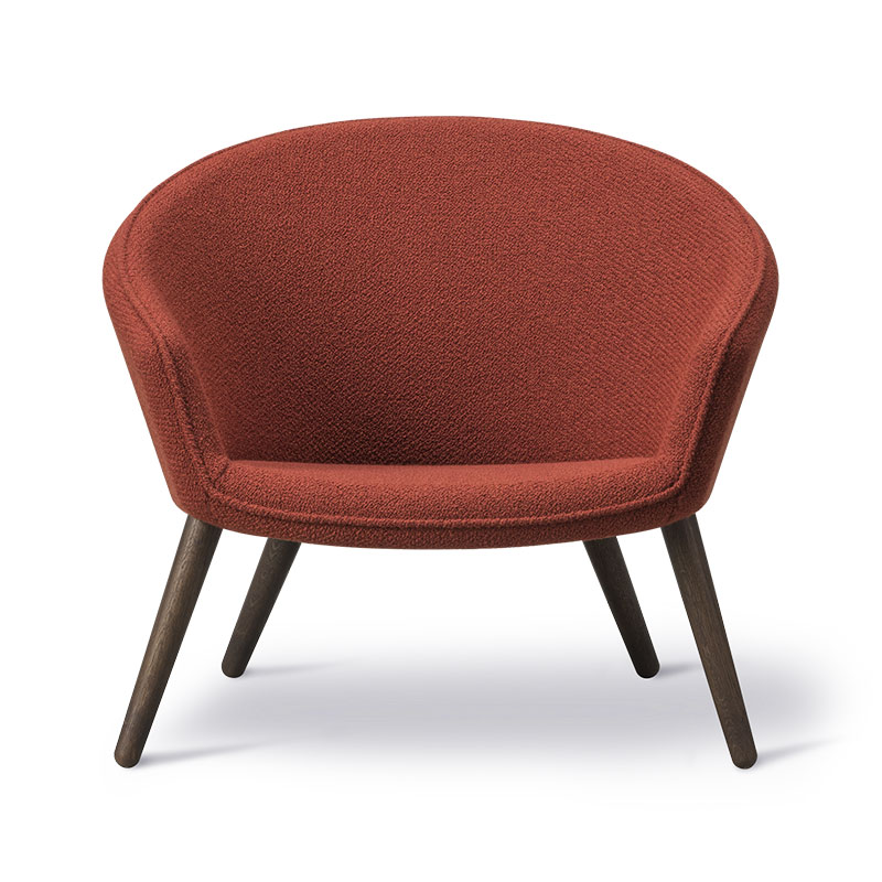Fredericia Ditzel Lounge Chair by Nanna Ditzel Olson and Baker - Designer & Contemporary Sofas, Furniture - Olson and Baker showcases original designs from authentic, designer brands. Buy contemporary furniture, lighting, storage, sofas & chairs at Olson + Baker.