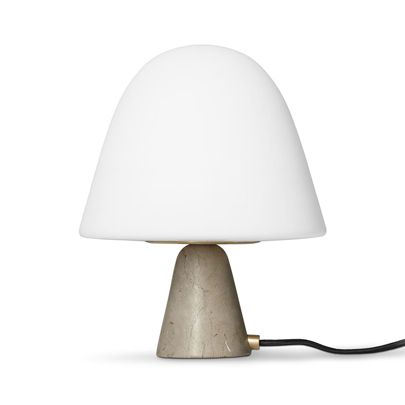 Fredericia Meadow Lamp by Space Copenhagen Olson and Baker - Designer & Contemporary Sofas, Furniture - Olson and Baker showcases original designs from authentic, designer brands. Buy contemporary furniture, lighting, storage, sofas & chairs at Olson + Baker.