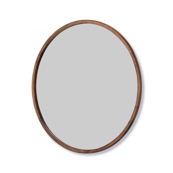 Silhouette Ø100cm Mirror