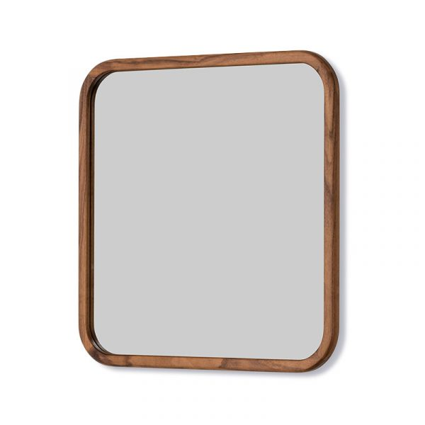 Silhouette 70x70cm Mirror