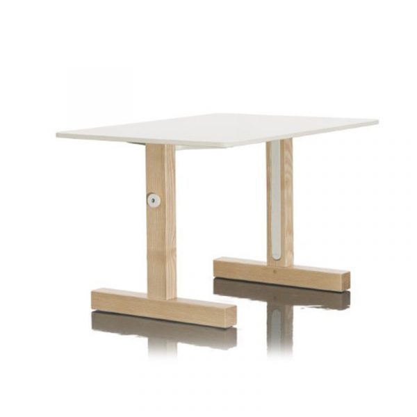 Little Big Table in White