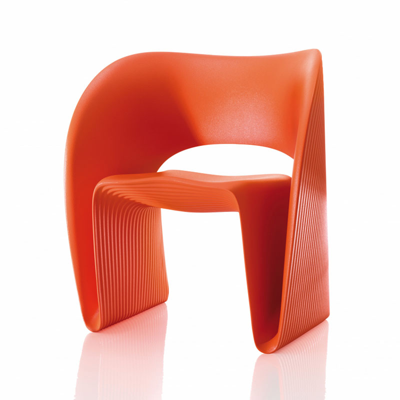 Magis Raviolo Armchair by Ron Arad Olson and Baker - Designer & Contemporary Sofas, Furniture - Olson and Baker showcases original designs from authentic, designer brands. Buy contemporary furniture, lighting, storage, sofas & chairs at Olson + Baker.