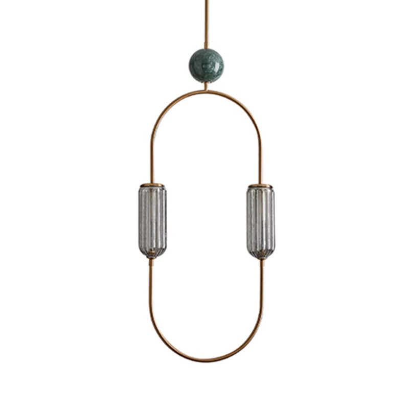 Aromas Clip Pendant Lamp by Pepe Fornas Olson and Baker - Designer & Contemporary Sofas, Furniture - Olson and Baker showcases original designs from authentic, designer brands. Buy contemporary furniture, lighting, storage, sofas & chairs at Olson + Baker.