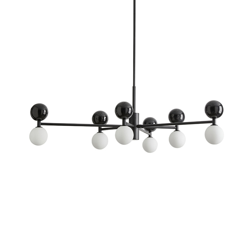 Aromas Dalt Pendant Lamp by Pepe Fornas Olson and Baker - Designer & Contemporary Sofas, Furniture - Olson and Baker showcases original designs from authentic, designer brands. Buy contemporary furniture, lighting, storage, sofas & chairs at Olson + Baker.
