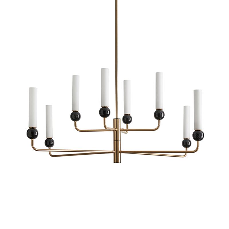 Aromas Delie Pendant Lamp by JF Sevilla Olson and Baker - Designer & Contemporary Sofas, Furniture - Olson and Baker showcases original designs from authentic, designer brands. Buy contemporary furniture, lighting, storage, sofas & chairs at Olson + Baker.