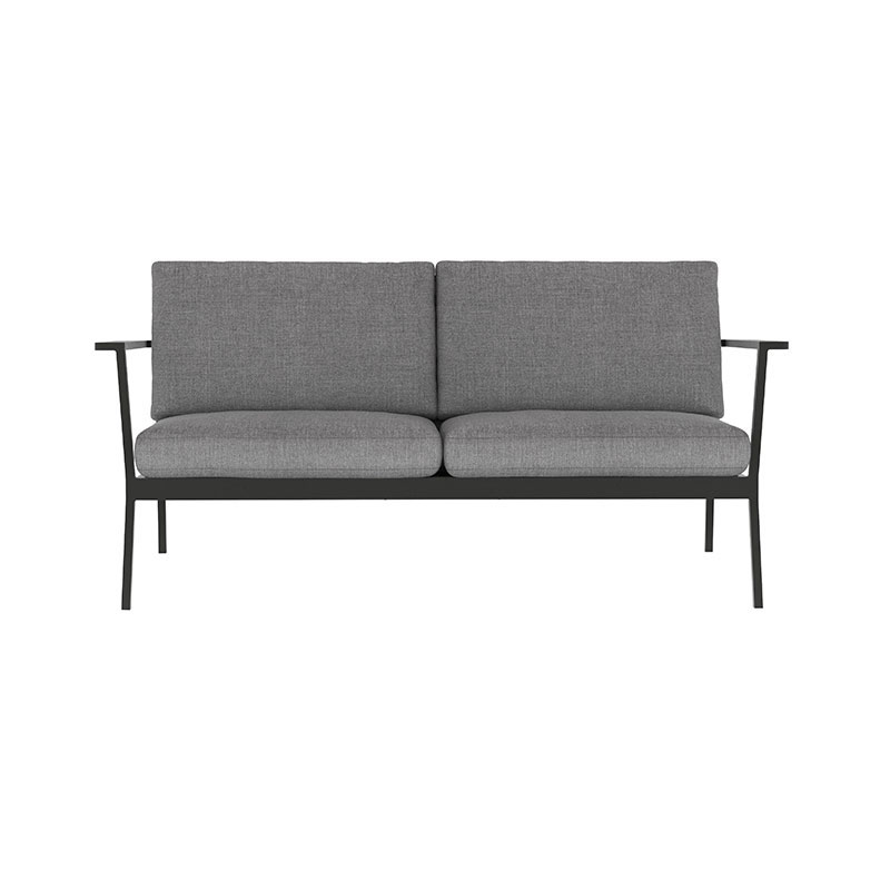 Case Furniture Eos 2 Seater Sofa by Matthew Hilton Olson and Baker - Designer & Contemporary Sofas, Furniture - Olson and Baker showcases original designs from authentic, designer brands. Buy contemporary furniture, lighting, storage, sofas & chairs at Olson + Baker.