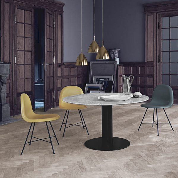 2.0 Elliptical Round Ø150cm Dining Table