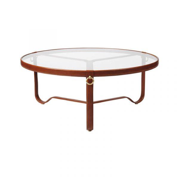 Adnet Ø100cm Coffee Table