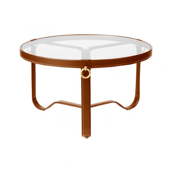 Adnet Ø70cm Coffee Table