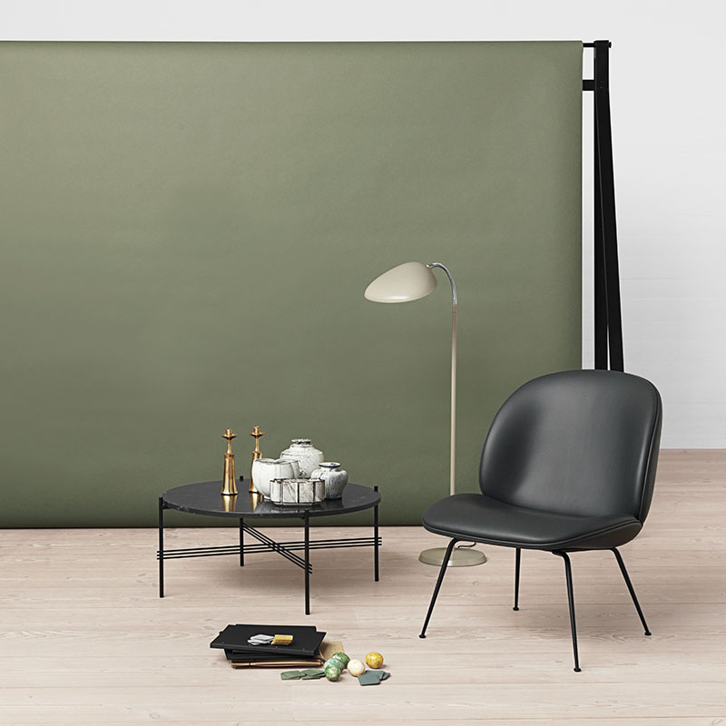 Gubi-TS-Round-Ø80cm-Coffee-Table-by-GamFratesi-1 Olson and Baker - Designer & Contemporary Sofas, Furniture - Olson and Baker showcases original designs from authentic, designer brands. Buy contemporary furniture, lighting, storage, sofas & chairs at Olson + Baker.