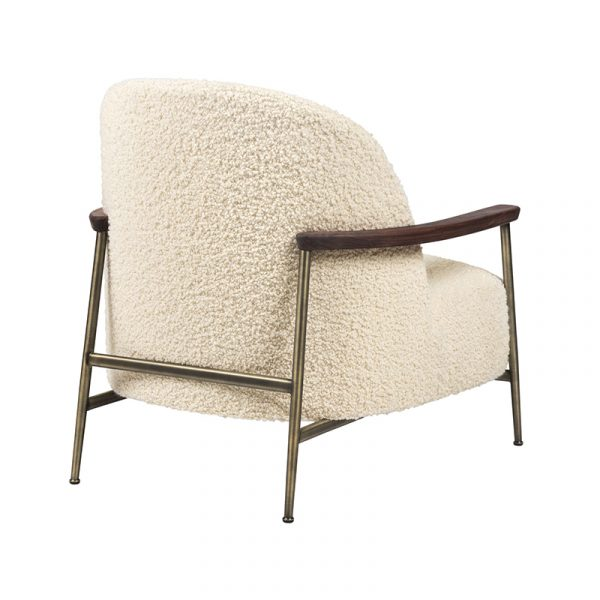 Sejour Lounge Chair with Armrest