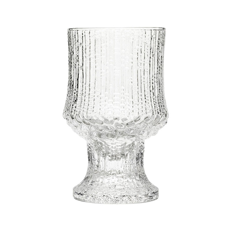 Iittala Ultima Thule 230ml Red Wine – Set of Six by Tapio Wirkkala Olson and Baker - Designer & Contemporary Sofas, Furniture - Olson and Baker showcases original designs from authentic, designer brands. Buy contemporary furniture, lighting, storage, sofas & chairs at Olson + Baker.