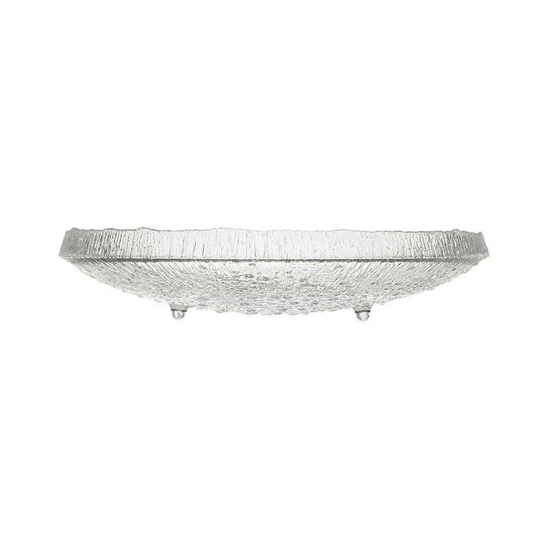 Iittala Ultima Thule 370mm Bowl – Set of Two by Tapio Wirkkala Olson and Baker - Designer & Contemporary Sofas, Furniture - Olson and Baker showcases original designs from authentic, designer brands. Buy contemporary furniture, lighting, storage, sofas & chairs at Olson + Baker.