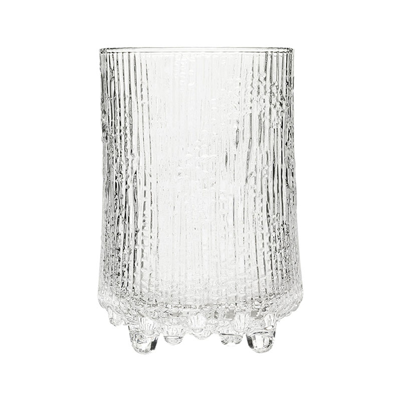 Iittala Ultima Thule 380ml Highball – Set of Six by Tapio Wirkkala Olson and Baker - Designer & Contemporary Sofas, Furniture - Olson and Baker showcases original designs from authentic, designer brands. Buy contemporary furniture, lighting, storage, sofas & chairs at Olson + Baker.
